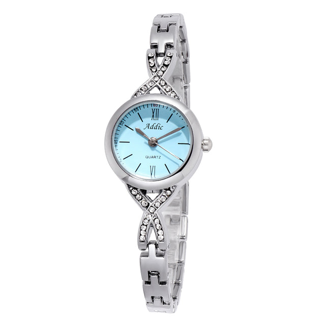 Addic Hues of Blue Office Cum Casual Watch For Women & Girls