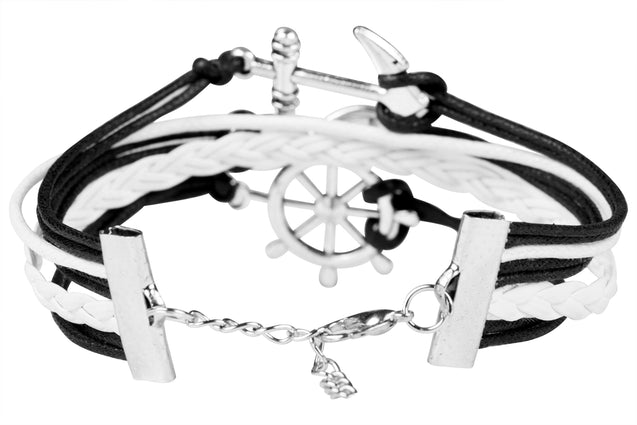 Addic Anchor Hot Sailor's Pet Bracelet