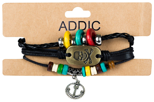 Addic Danger-Is-My-Friend Macho Bracelet