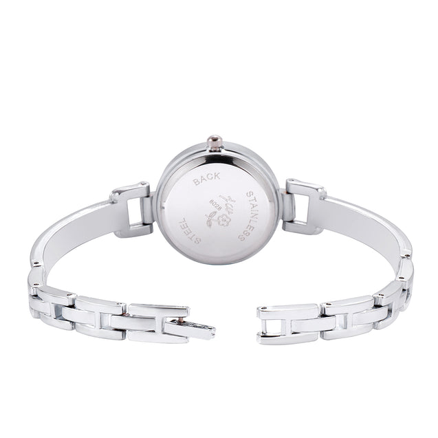 Addic Peak of Elegance Silver Chain Girls & Women's Watch