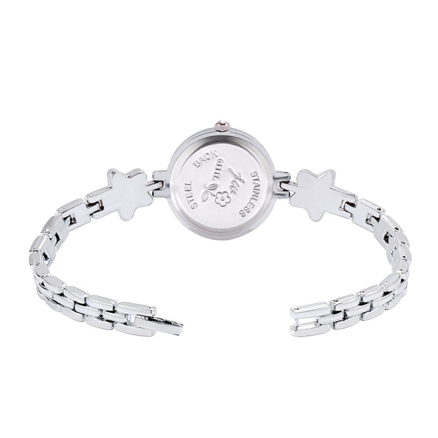 Addic Heritage & Charm Analogue Silver Chain Women's Watch