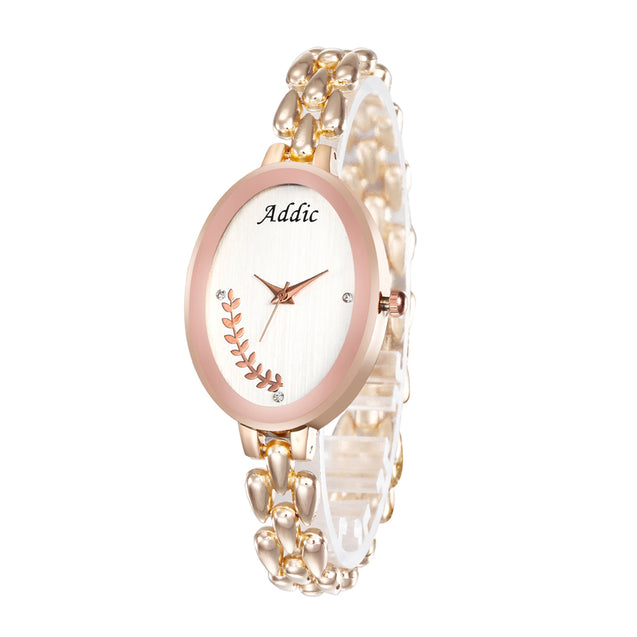 Addic Designer Luxury Bracelet Watch for Girls & Women