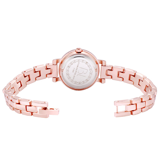 Addic BL Old World Charm Rose Gold Wrist Watch for Women & Girls