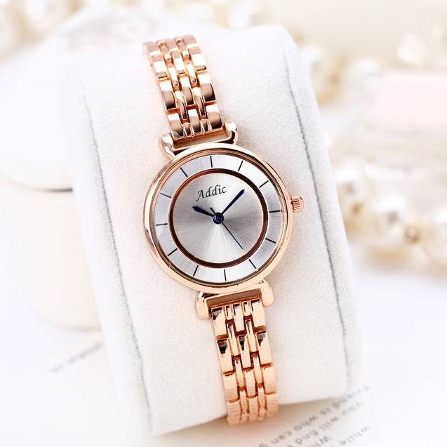 Addic Mythical-Princess Rose Gold Girls & Women's Watch