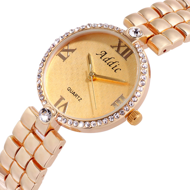 Addic Splash of Class Wristwatch for Women & Girls.