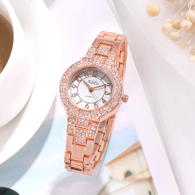 Addic Mark of Royalty Watch for Women & Girls.