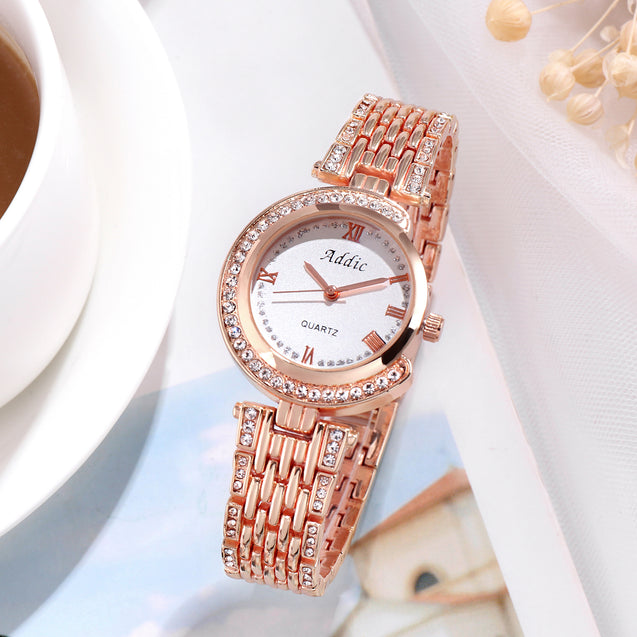 Addic Legends of Luxury Watch for Women & Girls.