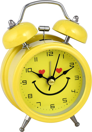 Addic Sunshine Its a Lovely Morning Table Clock With Alarm (Alarm Clock For Bedside, Study Table, Home Decor & Gifts)