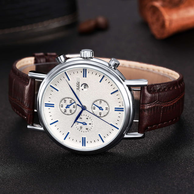 Addic Princely Stature Classy Luxury Men's Watch MW