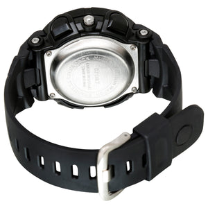 Time Warp Techno White Numbers Multi Function Analog & Digital Wrist Watch For Boys & Men