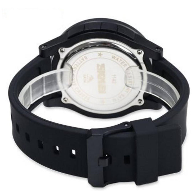 Skmei Digital Black Dial Men's & Boy's Watch - Skmeimw74A