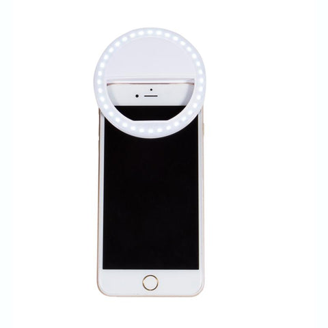 Portable Selfie Ring