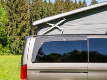 Load image into Gallery viewer, Mercedes Benz Marco Polo Campervan Rear Venting Windows AIRSCREEN ® for the right revolving window Mercedes-Benz V-Class / Marco Polo