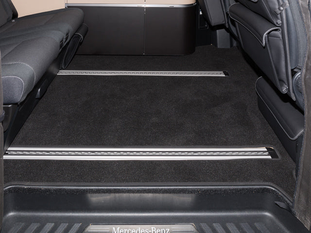 Mercedes Benz Marco Polo Campervan Velour carpet passenger compartment Mercedes-Benz V Class Marco Polo as from 2014