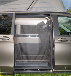 FLYOUT sliding door opening right side Mercedes-Benz V-Class Marco Polo & HORIZON & ACTIVITY (2014 ➞)