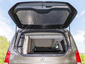 ISOLITE Inside tailgate window Mercedes-Benz Marco Polo (2014 –>)
