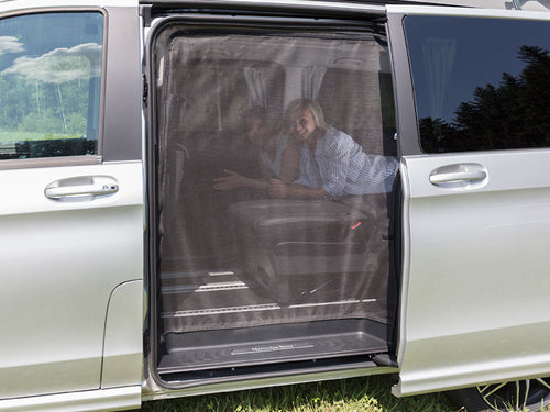 FLYOUT sliding door opening left side Mercedes-Benz V-Class MP HORIZON & ACTIVITY (2014 ➞)
