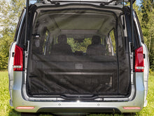 Load image into Gallery viewer, Mercedes Benz Marco Polo Campervan Mosquito Net FLYOUT tailgate opening Mercedes-Benz V-Class MP HORIZON & ACTIVITY (2014 ➞)