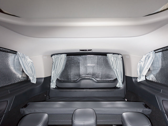 Mercedes Benz Marco Polo Campervan Thermal Window Mats ISOLITE Inside tailgate window Mercedes-Benz Marco Polo (2014 –>)