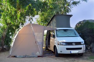 Drive Away Annexe Tent for the Marco Polo by VAUDE
