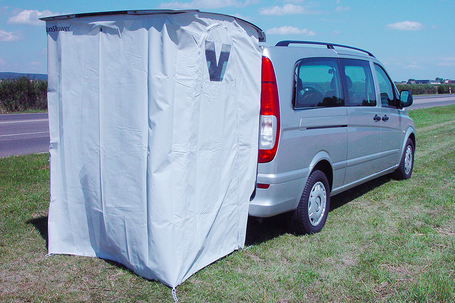VanShower Rear Tailgate Tent for Mercedes Benz Viano / Vito to 2013