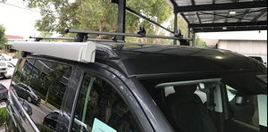 Mercedes Benz Marco Polo Roof Rack Kit for Westfalia Rails