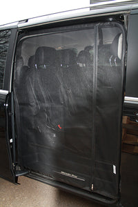 Mercedes Benz Marco Polo Side Tailgate Mosquito Net Magnetic