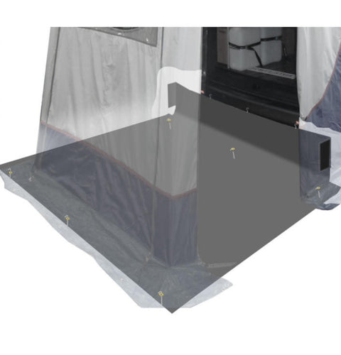 Mercedes Benz Marco Polo Campervan Rear Tailgate Tent Floor for Marco Polo ACTIVITY (2014 ➞)
