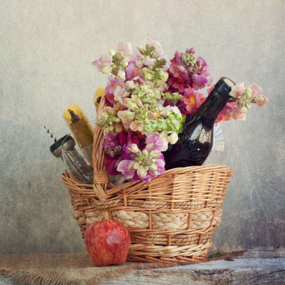 Healthy Thanksgiving Gift Baskets - Organic Gift Baskets