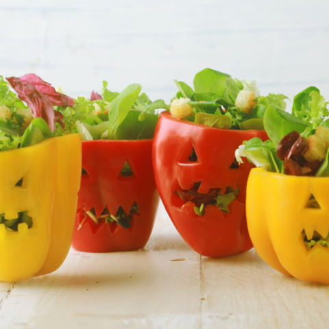 Halloween Gift Baskets - Healthy Gift Baskets - Organic, Vegetarian