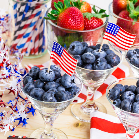 Healthy Independence Day gift baskets | Vegetarian, Organic