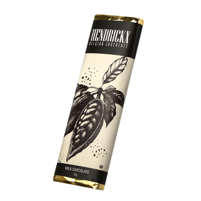 Hendrickx Belgian Milk Chocolate