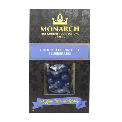 Monarch Chocolate Enrobed Blueberries