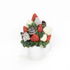 Chocolate Dipped Strawberries Mug, gourmet gift baskets, gift baskets, Valentine's Day gift baskets, Mother's Day Gift Baskets