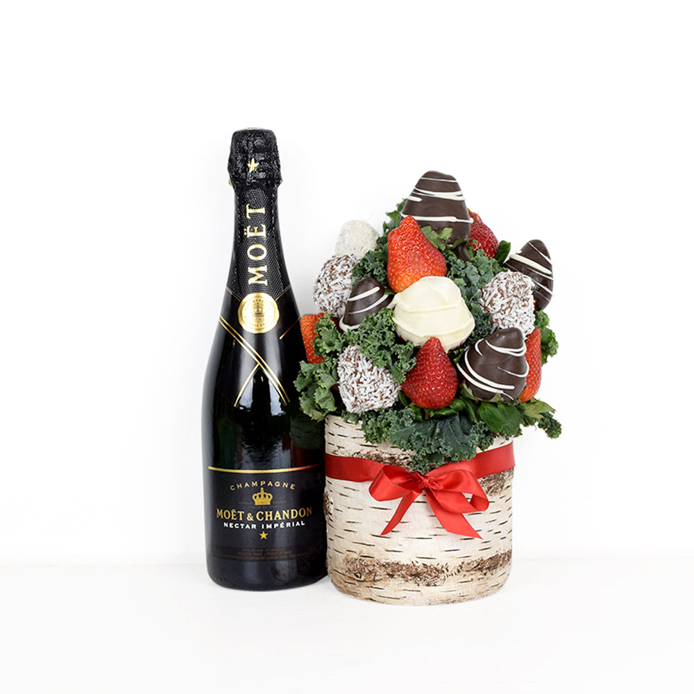 Chocolate Dipped Strawberries Champagne Vase Champagne Gift Baskets Usa Delivery Good 4 You Gift Baskets Usa