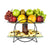 Purim Two-Tiered Hamantaschen & Fruit Basket