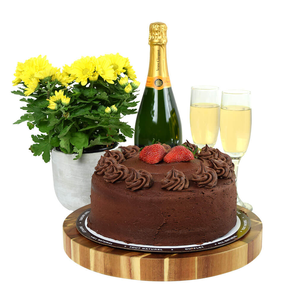 Featured Champagne Gift Baskets