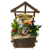 The Secret Garden Basket
