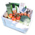 The Cheese Garden Healthy Gift Basket