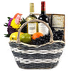 Luxurious Fresh Delights Passover Gift Basket