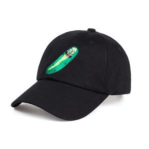 Pickle Rick Dad Cap - Dank Meme Apparel