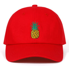 Load image into Gallery viewer, Pineapple Dad Cap - Dank Meme Apparel