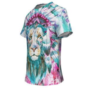 Hippie Lion T-shirt