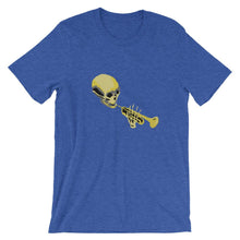 Load image into Gallery viewer, Spooky Scary Skeleton T-Shirt - Dank Meme Apparel
