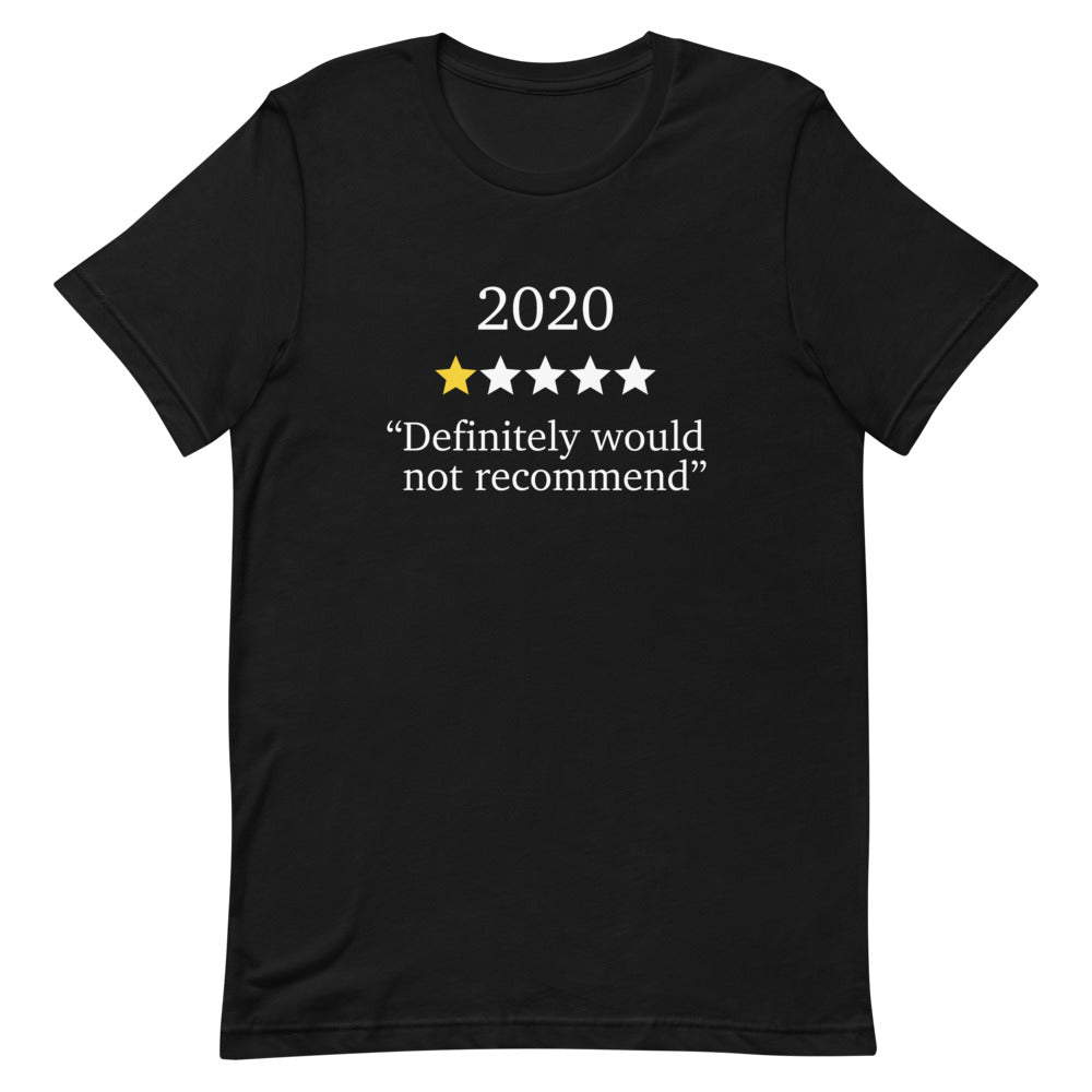 2020 One Star T-Shirt