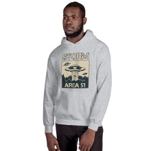 Load image into Gallery viewer, Storm Area 51 Hoodie - Dank Meme Apparel