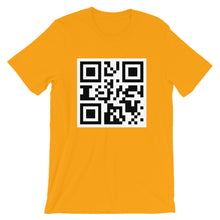 Load image into Gallery viewer, Send Nudes QR T-Shirt