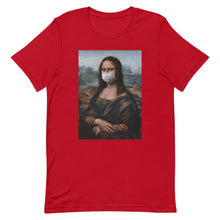 Load image into Gallery viewer, Coronavirus Mona Lisa T-Shirt