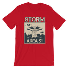 Load image into Gallery viewer, Storm Area 51 T-Shirt - Dank Meme Apparel