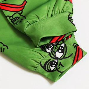 Pepe The Frog Pants - Dank Meme Apparel